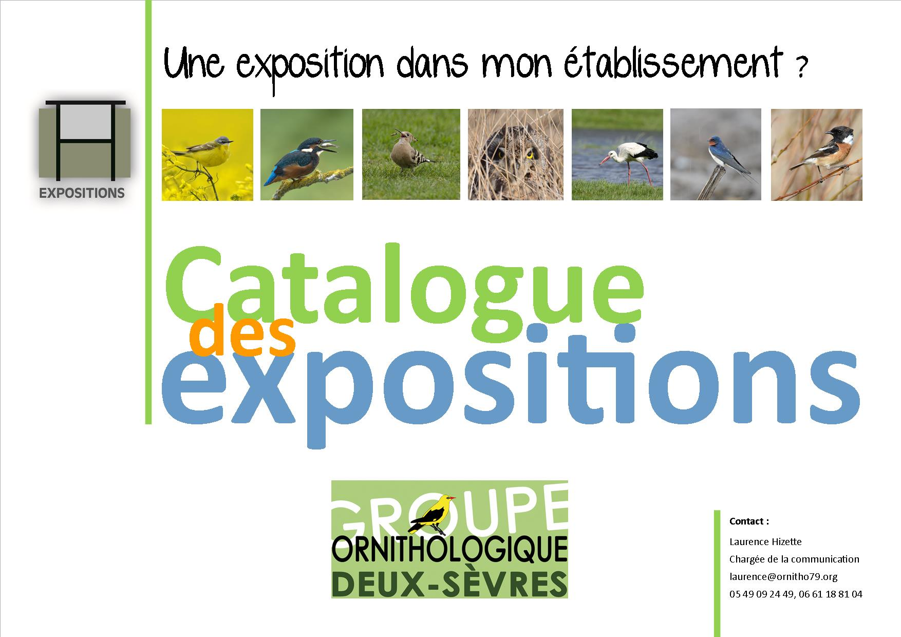 GODS-Catalogue des expositions